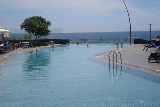 Sandos San Blas Nature Resort &amp; Golf: Infinity pool
