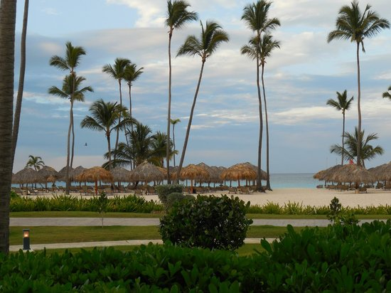 Iberostar Grand Bavaro Hotel : view of the beach 