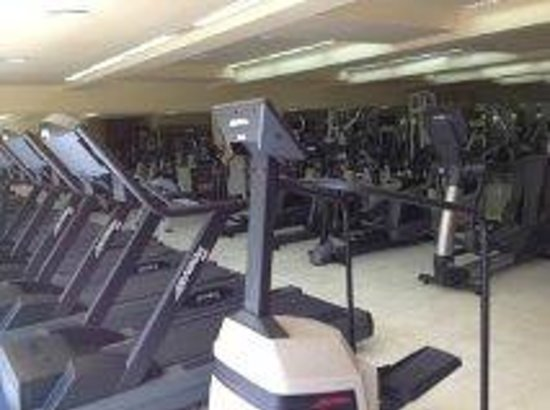 Santa Catalina Hotel: Gym