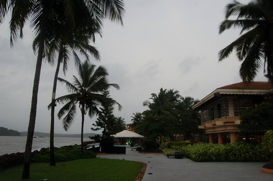 Goa Marriott Resort & Spa: hotel