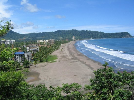 Jac, Costa Rica: Jaco beach