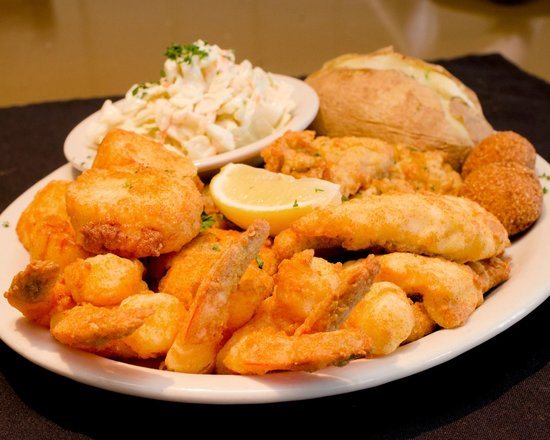 Murrells Inlet, Carolina Selatan: HFC Platter