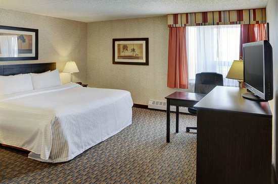 BEST WESTERN PLUS Westwood Inn : King Bed Guest Room