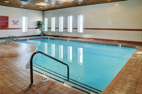 BEST WESTERN PLUS Westwood Inn : Swimming Pool