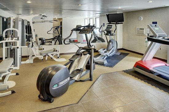 BEST WESTERN PLUS Westwood Inn : Fitness Room