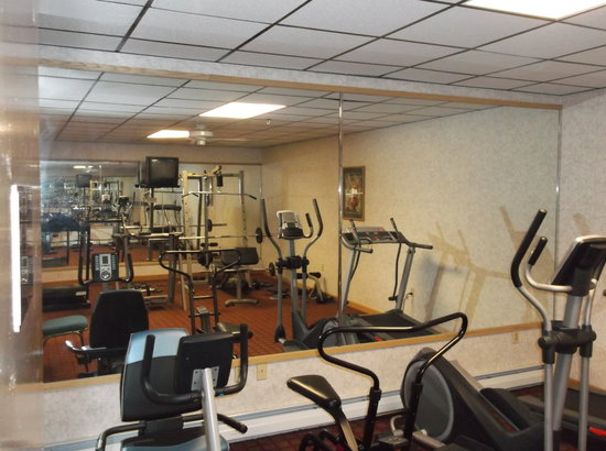Crown Park Inn: Fitness Center