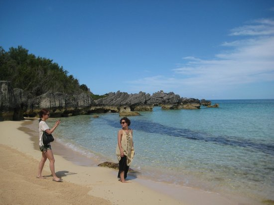 St. George, Bermuda: Private Beach