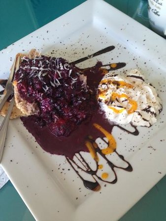 Cambridge, Kanada: desert #yum!