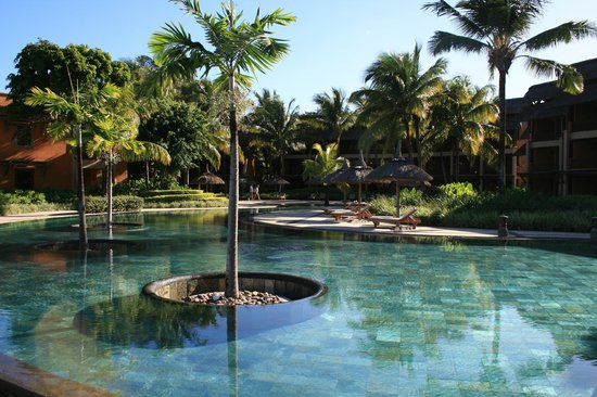 Heritage Awali Golf & Spa Resort : Pool at Infinity Blue