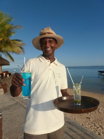 Heritage Awali Golf & Spa Resort : Lovely waiters