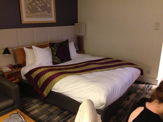 Crowne Plaza London - The City: room