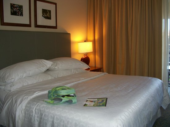 Sheraton Vistana Villages - International Drive: Bedroom