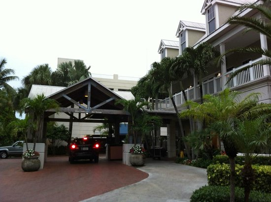 The Westin Key West Resort & Marina: Entrance