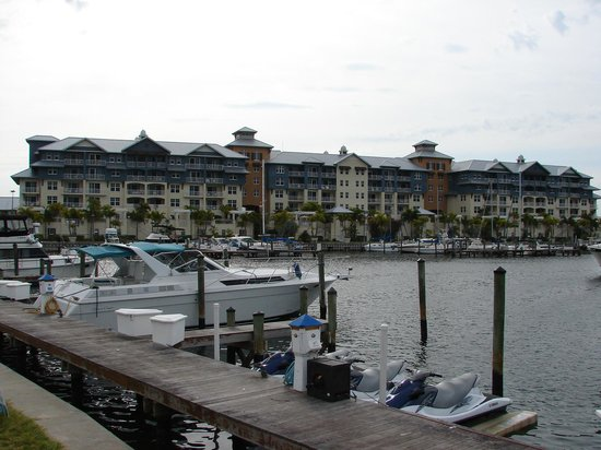 Ruskin, FL: View of resort