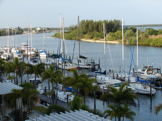 Ruskin, FL: The resort view from room 326