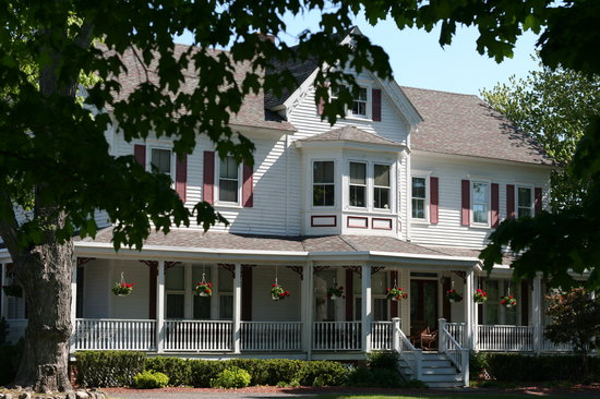 Blooming Grove, NY: The Dominion House