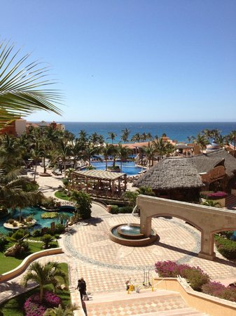 Playa Grande Resort: View of Playa Grande's pools and restaurants