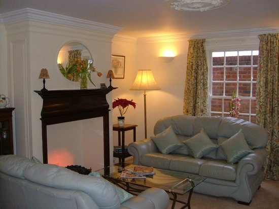 Wroxham, UK: Guest sitting room
