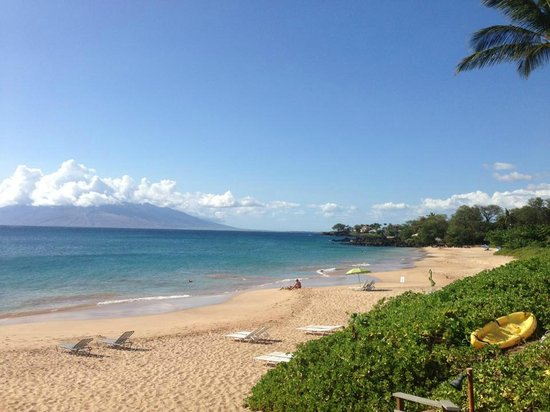 Makena Beach &amp; Golf Resort: Beach