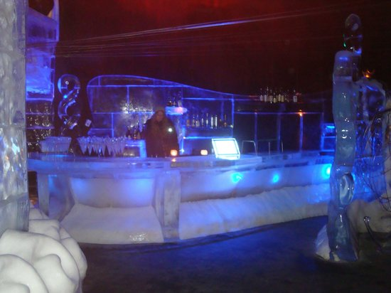 Svolvaer, Norway: Ice Bar