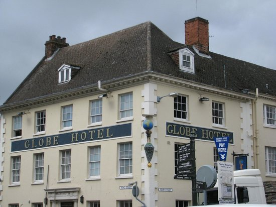 King&#39;s Lynn, UK: Globe Hotel