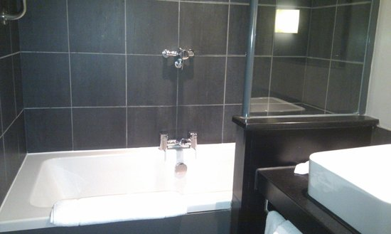 Congresbury, UK: bathroom