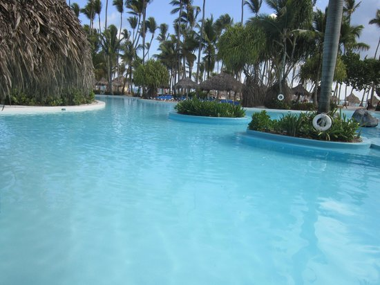 Melia Caribe Tropical: agradable piscina