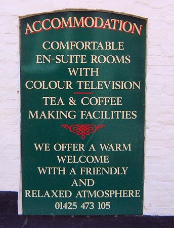 The Star Inn Ringwood: Facilities offered