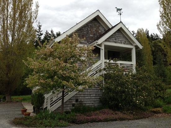 Deer Harbor, WA: The Carriage House