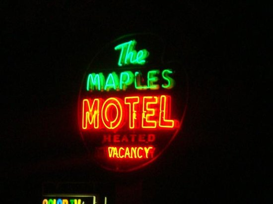 The Maples Motel, the Greatest Family owned motel in Sandusky