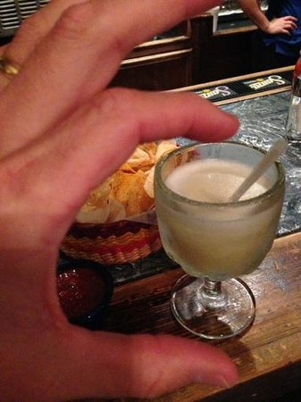 Ridgeland, MS: Absolute BEST frozen margaritas, anywhere!