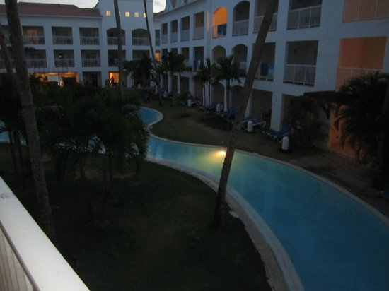 Be Live Grand Punta Cana: View from room. Block 11