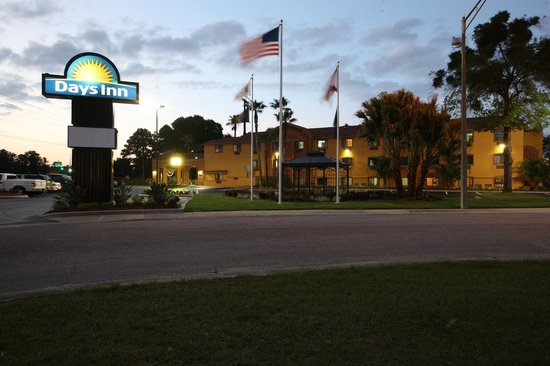 Days Inn Orange Park/Jacksonville: Main Entrance