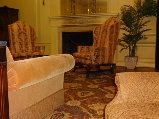 Marcus Whitman Hotel & Conference Center: Georgian Room