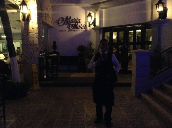 The Royal Playa del Carmen: Maria Marie Restaurant