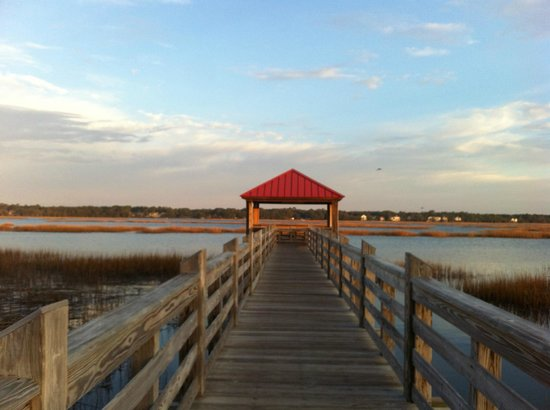 Disney&#39;s Hilton Head Island Resort: Fishing Pier
