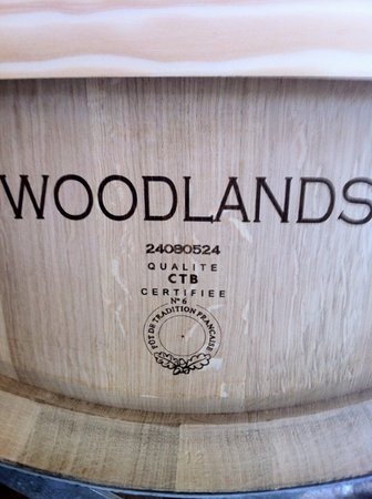 Willyabrup, Australia: New barrels arrive