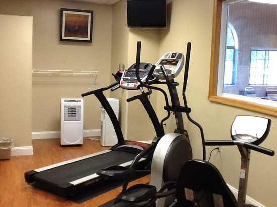 Gallipolis, OH: Fitness room