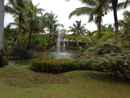 Melia Caribe Tropical: Grounds