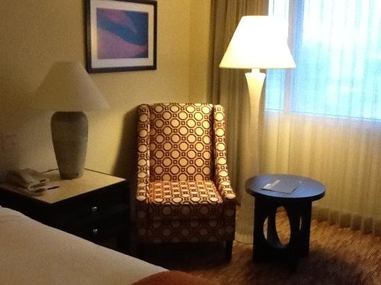 InterContinental Hotels Real San Salvador: sitting area