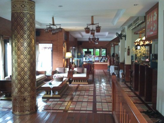 Sri Pat Guest House: Lobby