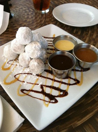 Kennewick, WA: drunken doughnut holes