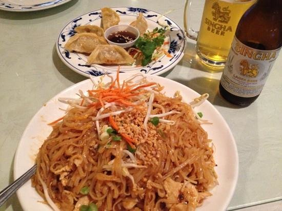 Cafe Indochine: Enough to feed two!