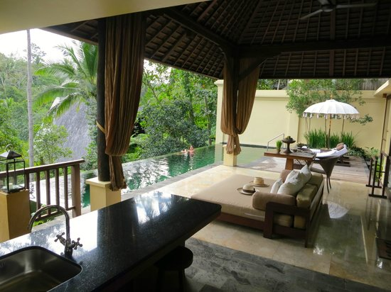 Komaneka at Bisma: 1 bedroom pool villa