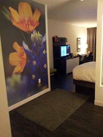 Hotel Indigo Waco - Baylor: Clean Room