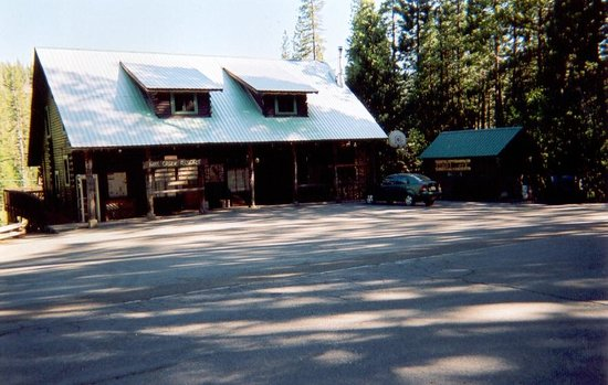 Mill Creek Lodge building (no rental rooms inside).