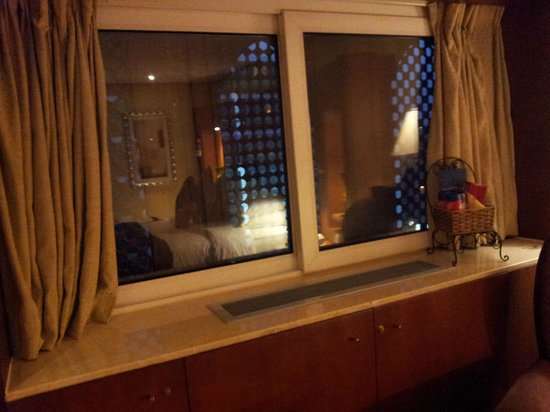 Radisson Blu Hotel, Jeddah: window in room