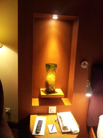 Radisson Blu Hotel, Jeddah: Decoration in room 5th floor