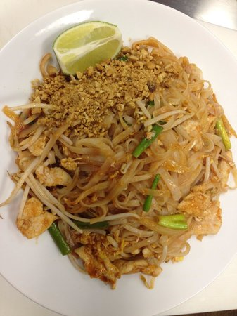 Brandon, FL: Pad Thai with Chr