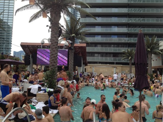 The Cosmopolitan of Las Vegas: Marquee dayclub
